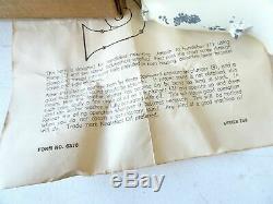 Nos EA ROADBLASTER handlebar HORN withbox elgin schwinn antique vintage bicycle
