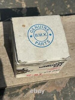 Old school bmx Mongoose 28 Tpi Nos Bottom Bracket Supergoose Pro Class Boxed