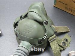 Original AAF 1944 Pilot's Type A-14 Oxygen Mask New Condition In Box