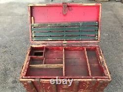 Original Railway Express Agency Kit Box