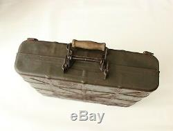 Original WW2 Relic German Army Transportation Box / Case for M24 Gren. & Other