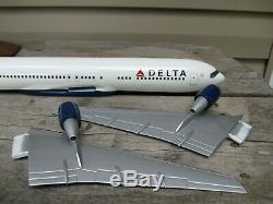 PACMIN Pacific Miniatures DELTA AIRLINES BOEING 767 With Box