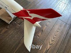 PacMin Qantas Airbus A380 1/100 Scale Model Nancy Bird Walton WithBox