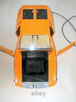 Piko Fernlenk Auto De Tomaso Mangusta M112 toys 70s Melkus GDR works BOX