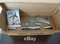 Precise/Topping Martin Matador B-61 Missile Rocket Aircraft Model Original Box