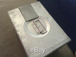 Qantas inflight metal catering box