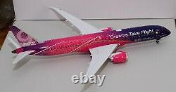 RARE! 1200 BOEING B787-9 DREAMS TAKE FLIGHT N1015B in Sample box