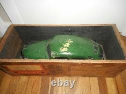 RARE Vintage GM FISHER BODY CRAFTSMAN GUILD COMPETITION MODEL CAR IN CRATE BOX