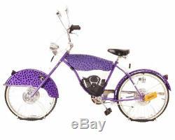 RARE! Vintage NEW IN THE BOX Cheetos Chester Cheetah Chopper Bike Advertising