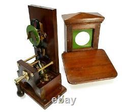 Railway Signal Box Block Instrument