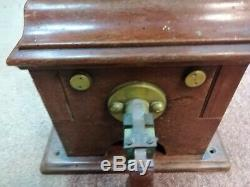Railway Signal Box absolute Block signal machine
