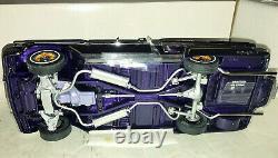 Rare 1/24 Diecast Danbury Mint 1958 Chevy Impala Lowrider Convertible with Box