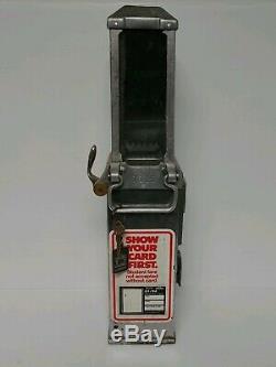 Rare Vintage Ttc Fare Box