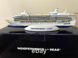 Royal Caribbean Independence Of The Seas Model Cruise Ship Boxed New