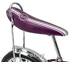 SCHWINN 2020 GRAPE KRATE STINGRAY BICYCLE NEW IN FACTORY BOX 125th ANNIVERSARY