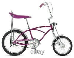 SCHWINN GRAPE KRATE 2020 Edition Bike Bicycle 20 Inch New IN Box 1 of 500 Made