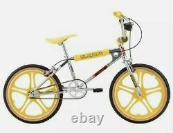STRANGER THINGS Mongoose Limited Edition Max BMX Bike Brand New In Box