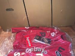 SUPREME x S&M 1995 BMX DIRTBIKE RED BIKE NEW IN BOX EXTREMELY LIMITED