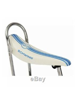 Schwinn Blue StingRay Banana Seat Re-Pop Brand NEW in BOX READ DESCRIPTION