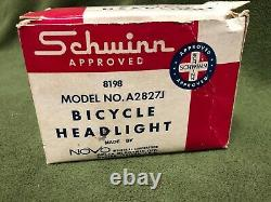 Schwinn Delta NOS Pumpkin Lite Jaguar Corvette Panther in the box Stingray Krate