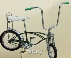 Schwinn Green Stingray Krate 20 Inch 2007 Limited Edition Bicycle New In Box