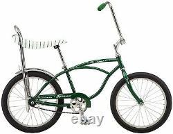 Schwinn Sting-Ray Bicycle GREEN Brand New In Box FREE SHIPPING