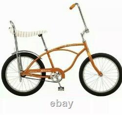 Schwinn Sting Ray Copper tone Gold 2020 Classic Bicycle Kids Bike New In Box