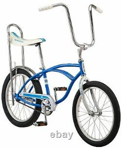 Schwinn Sting Ray / StingRay Bike Bicycle 125 Anniv. 2020 NIB = New in Box Blue
