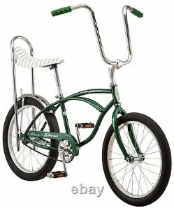 Schwinn Sting Ray / StingRay Bike Bicycle 125 Anniv. 2020 NIB = New in Box Green