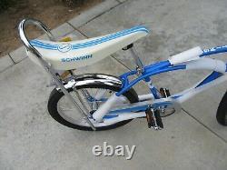 Schwinn Sting Ray / StingRay Bike Bicycle 2020 = New in Box Blue