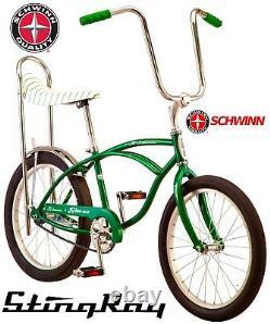 Schwinn Sting Ray / StingRay Bike Bicycle LOWRIDER 20 CRUISER RETRO NEW IN BOX