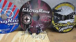 Schwinn Stingray, OCC Chopper Bicycle, Web Bike, New From Box, Hand Brake Levers