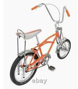 Schwinn stingray Orange krate bike limited edition. New in the box. 2020