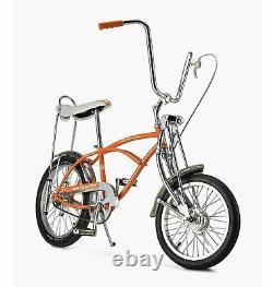 Schwinn stingray Orange krate bike limited edition. New in the box. 2020 125th
