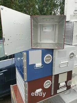 Standard Unit, Airline, Flugzeug Trolley, Box, SABENA Aerospace