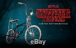 Stranger Things -Mike's Bike Schwinn Limited Edition 500 NEW IN BOX