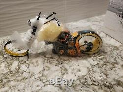 TERRY ROSS SPEED FREAKS STINKER CHOPPER MOTORCYCLE #CA05791 Packaged with BOX