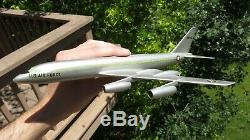 Topping Precise Model Convair 990 Jet Liner USAF US Air Force with Box