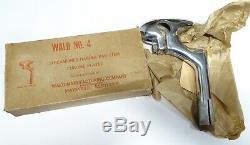 VINTAGE PREWAR WALD No. 4 TOMAHAWK HANDLEBAR STEM IN BOX NOS