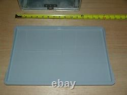 Vintage Airline Galley Box Crate Aluminum Carrier JAL JamCo New Noritake Trays