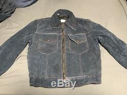 Vintage Amf-Harley Davidson Motorcycle Jacket And Pants Set(New In Box)