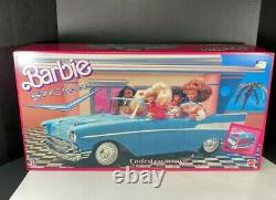 Vintage Barbie Blue 57 Chevy NEW In Box. NEVER OPENED