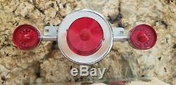 Vintage Sears Screamer Spyder Banana Seat Muscle Bike Turnsignal Tail Light BOX