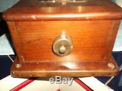 Vintage original GWR railway signal box telephone bakelite handset