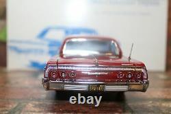 West Coast Precision Diecast 1/24 1964 Chevrolet Hardtop In Box 64er040h