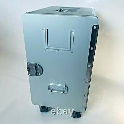 XL Alu Box Unit mit Rollen / Flugzeugtrolley Atlas / Galley Container NEU TOP
