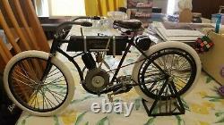 Xonex 1903-04 Harley Davidson 1/6 Scale Die Cast Model Brand New with Box